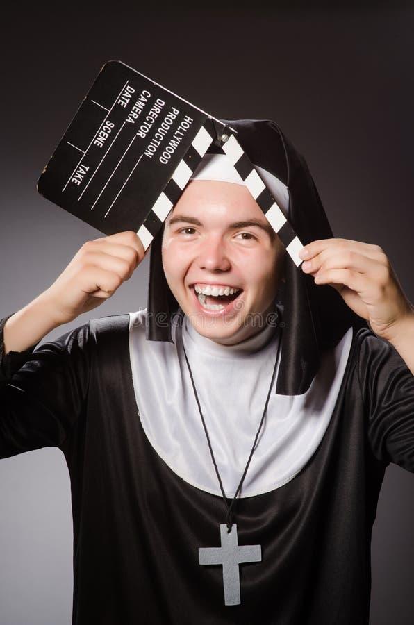 L'homme drôle photo libre de droits