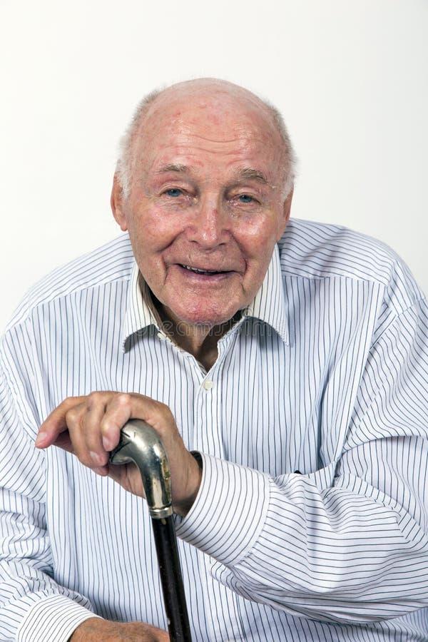 Download L'homme Plus âgé Apprécie La Vie Image stock - Image du heureux, amical: 45368721