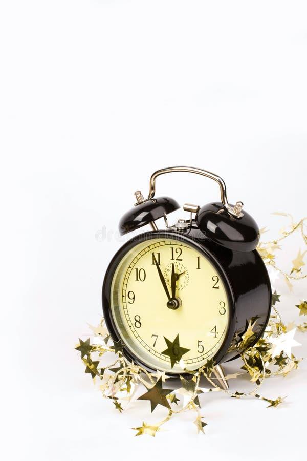 L'horloge image stock
