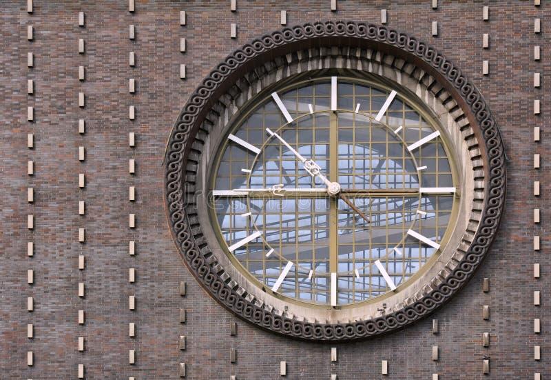 L Horloge Sur L église Photos stock