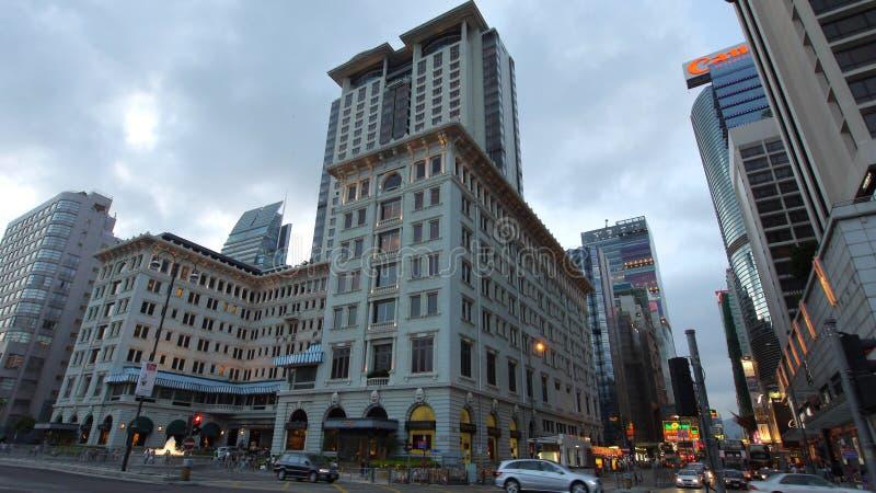 L'hotel della penisola, Hong Kong immagine stock libera da diritti