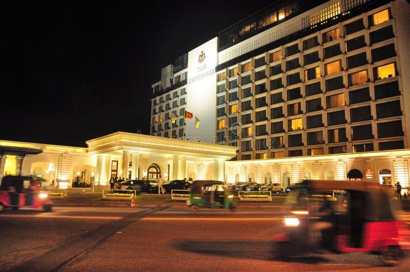 L'hotel di Kingsbury, Colombo, Sri Lanka fotografie stock