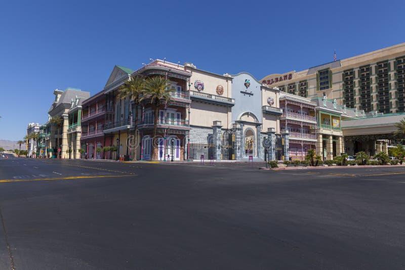 L'hotel a Las Vegas, NV di Orleans il 14 giugno 2013 fotografia stock libera da diritti