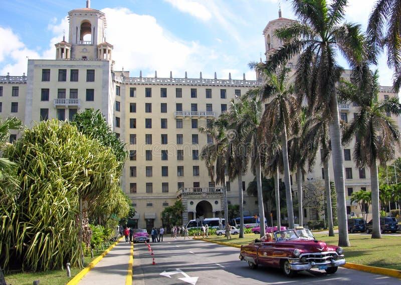 L'hotel nazionale Havana Cuba fotografia stock