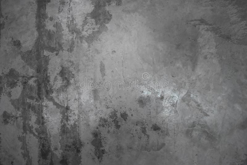L'humidité excessive peut causer le mur de peinture de moule et d'épluchage tel que des fuites d'eau de pluie ou des fuites de l' images libres de droits