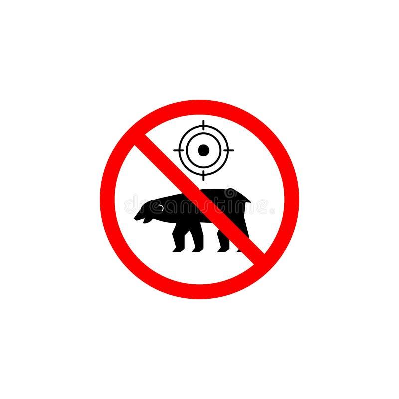 L'icône de chasse interdite de bière sur le fond blanc peut être employée pour le Web, logo, l'appli mobile, UI UX illustration stock