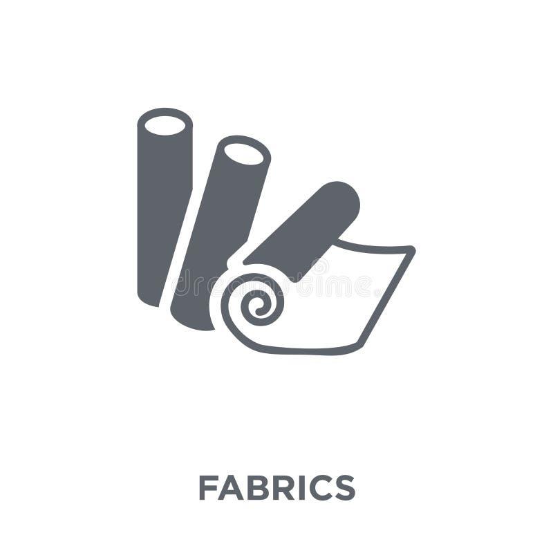 L'icône de tissus de cousent la collection illustration libre de droits
