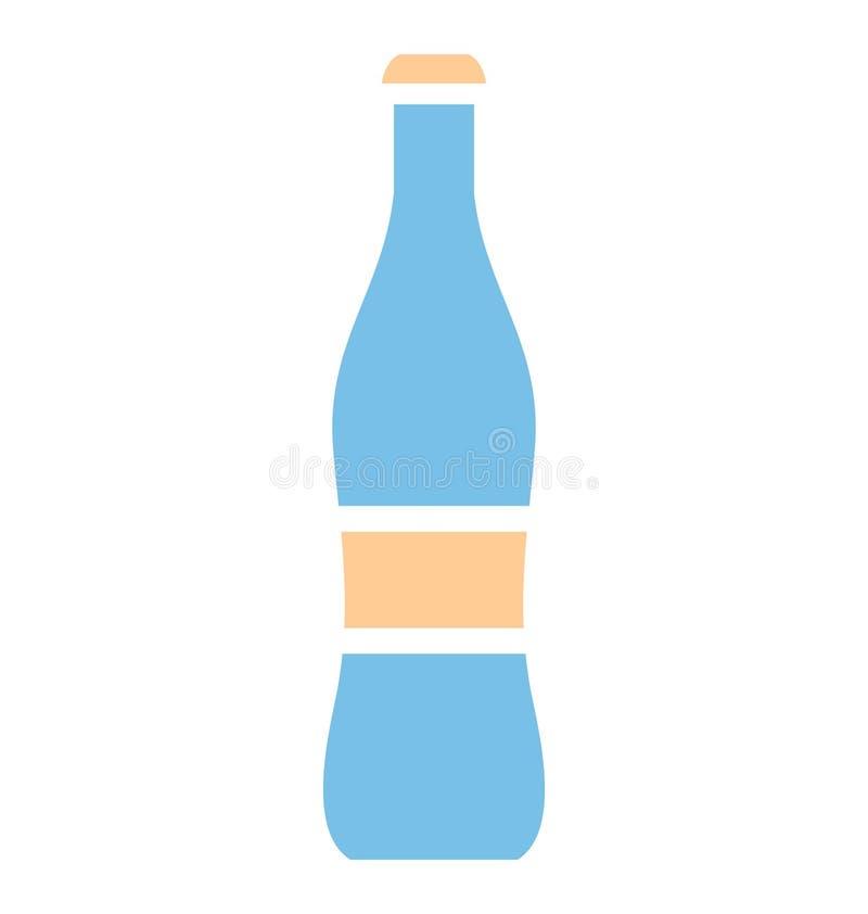 L'icône de vecteur d'isolement par kola qui peut facilement modifier ou éditer le kola a isolé l'icône de vecteur qui peut facile illustration libre de droits