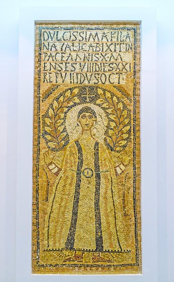 Download L'icône chrétienne tôt photographie éditorial. Image du romain - 77160772