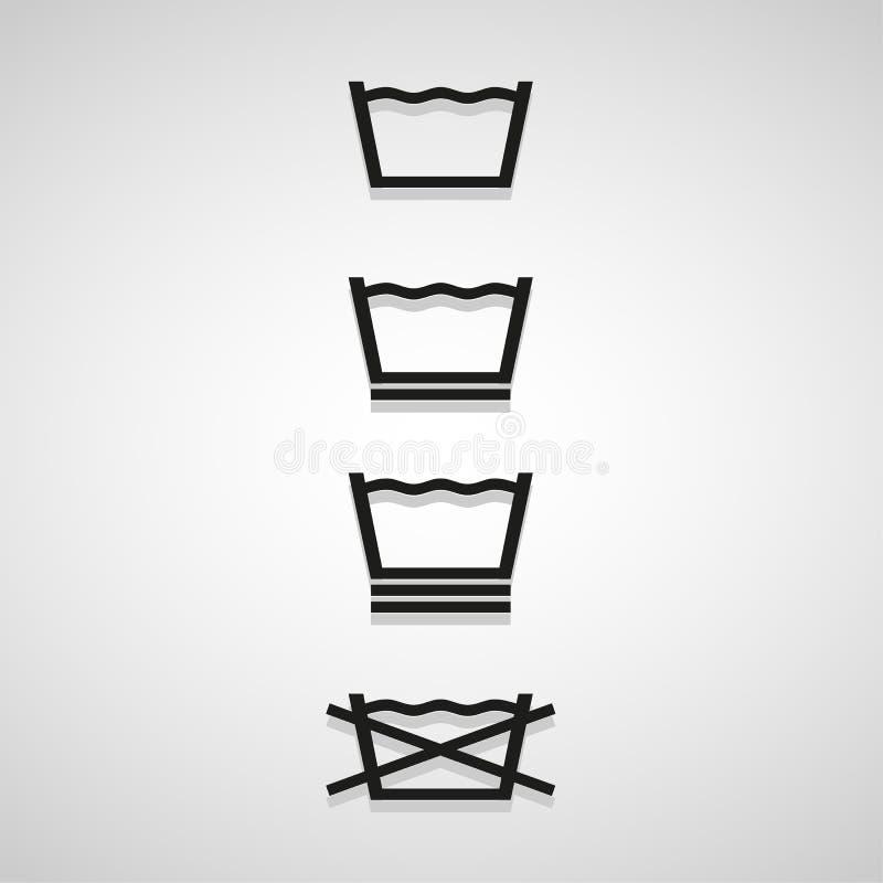 L'icône de bassin grande pour en emploient Vecteur eps10 illustration libre de droits