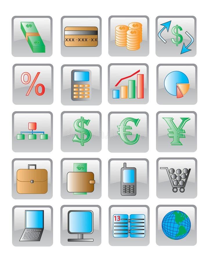 L'icona di Web. immagine di vettore. illustrazione vettoriale