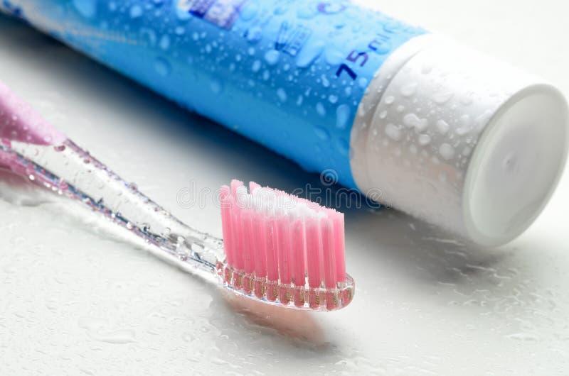L'igiene dentaria fotografie stock libere da diritti