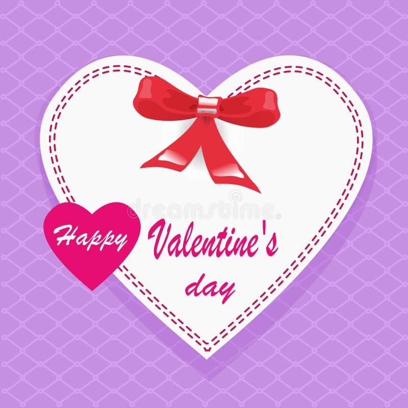 l'illustration s de coeur de vert de dreamstime de conception de jour de carte stylized le vecteur de valentine Lettrage heureux  photographie stock libre de droits