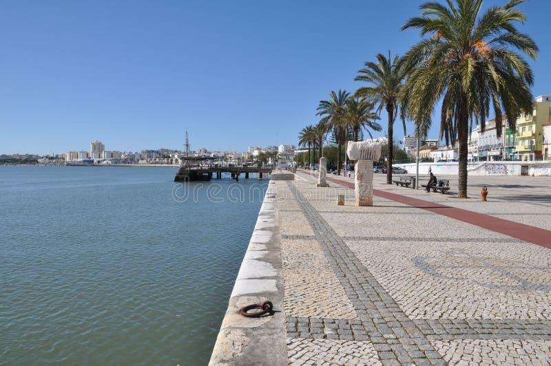 Port de Portimao, Algarve, Portugal, l'Europe images stock