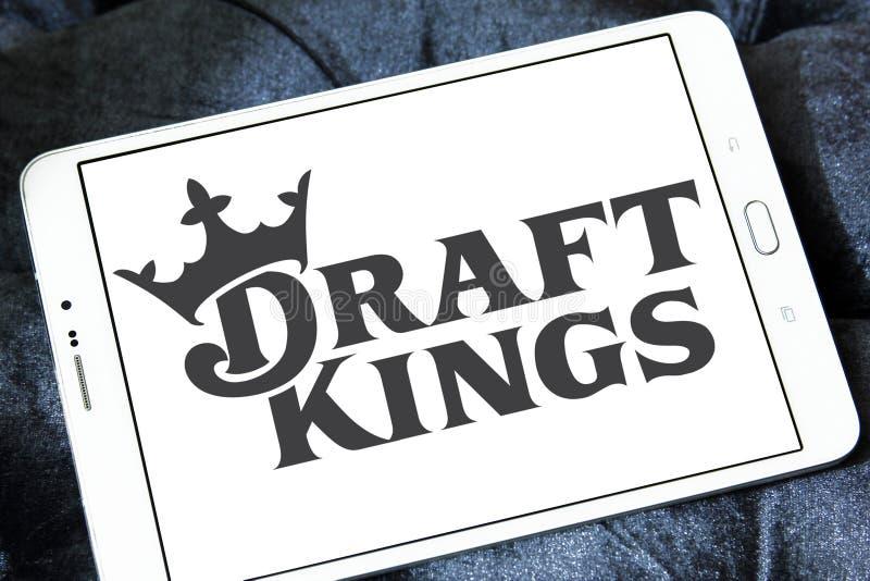 L'imagination de DraftKings folâtre le logo de société photos libres de droits