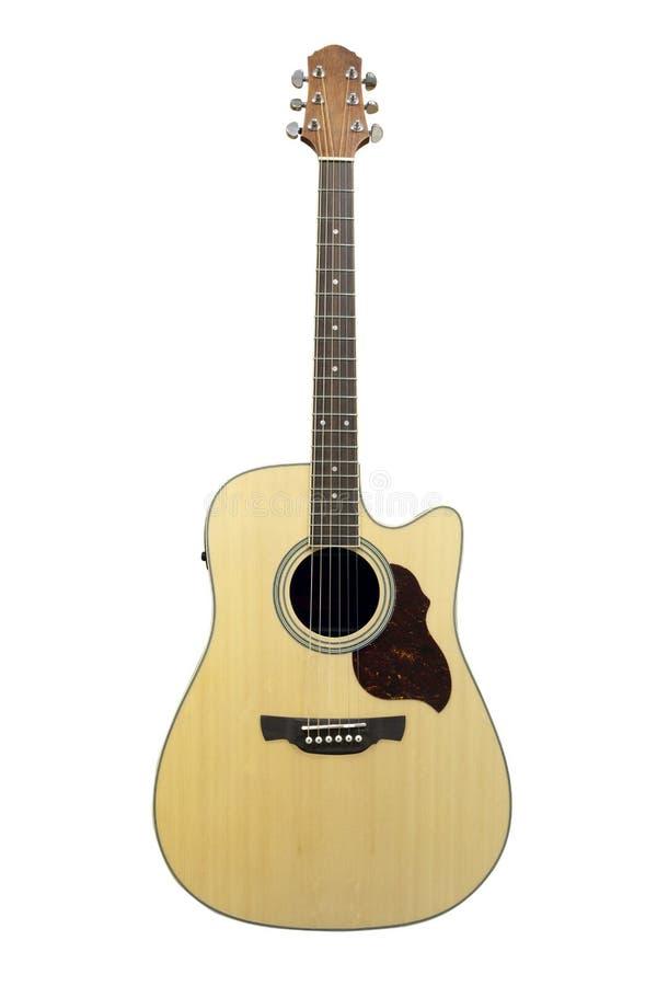 Download L'immagine di una chitarra immagine stock. Immagine di jazz - 30830781