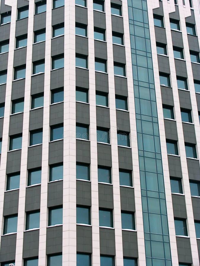 L'immeuble de bureaux photos libres de droits
