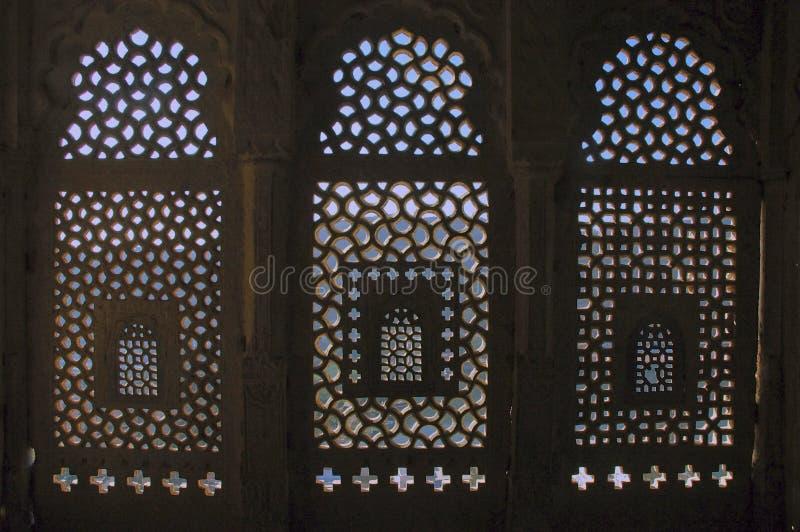 l'Inde, Bundi : Palais photo libre de droits