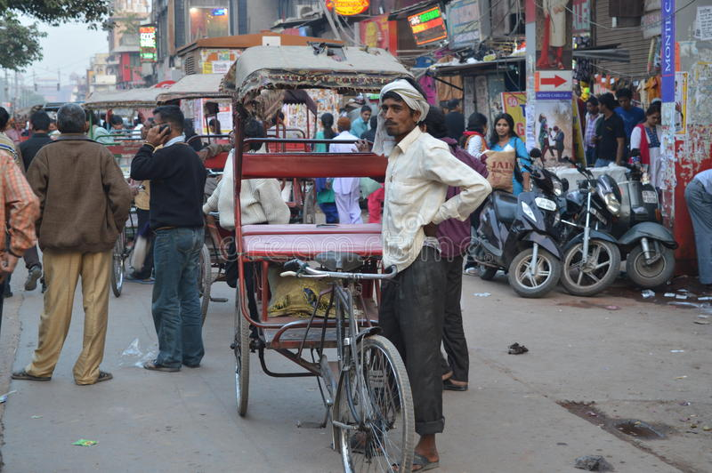 L'India incredibile fotografie stock