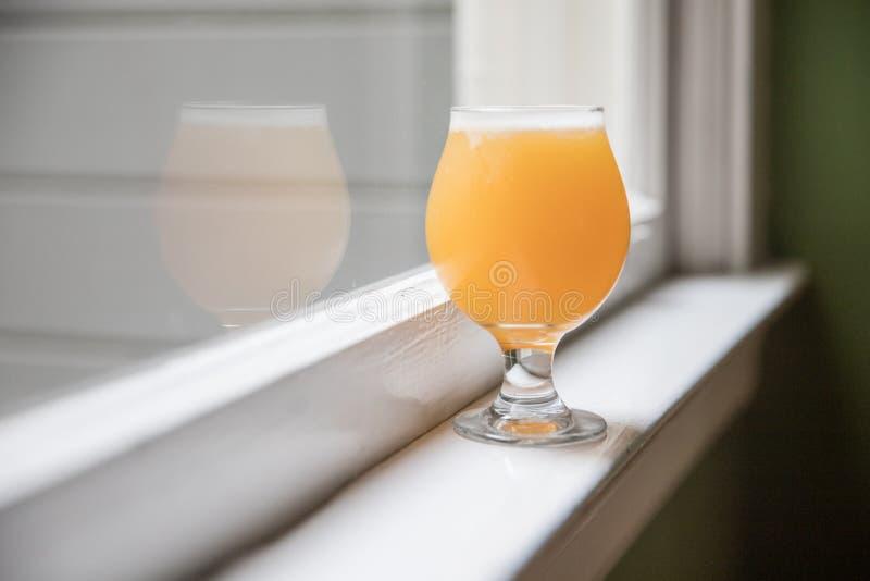 L'India Pale Ale Craft Beer fotografie stock libere da diritti