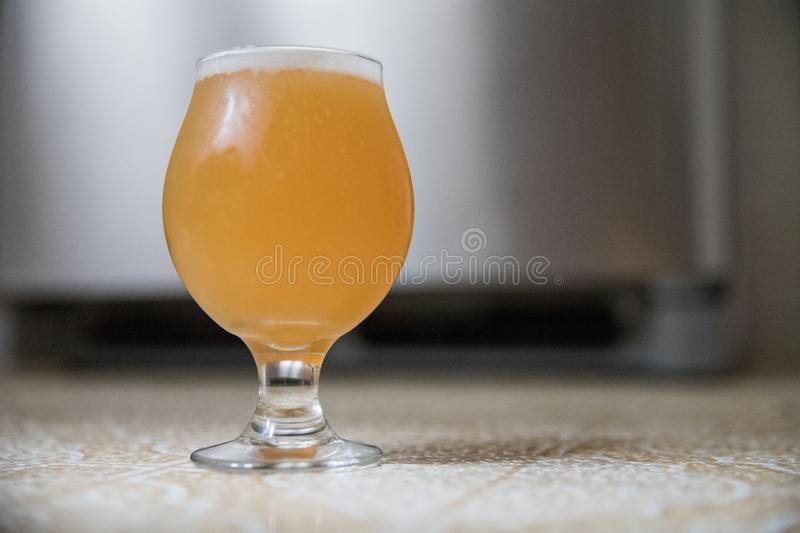 L'India Pale Ale Craft Beer fotografie stock