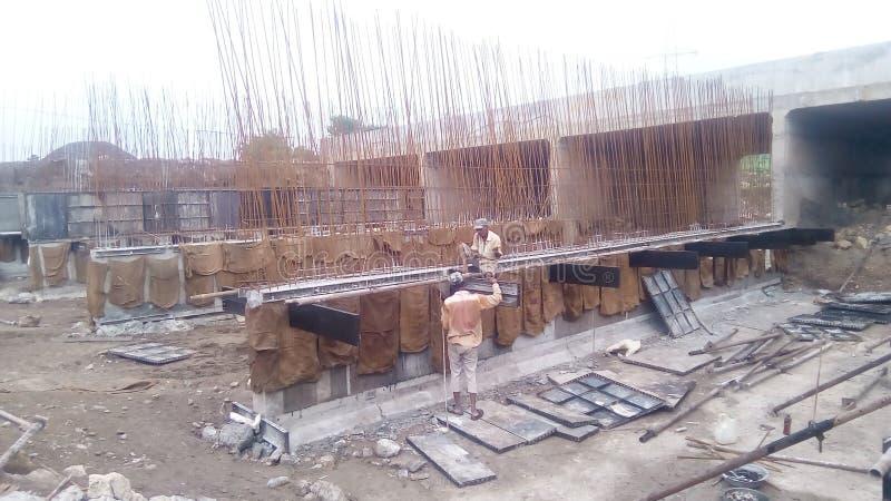 L'indiano lavora il lavoro immagine stock