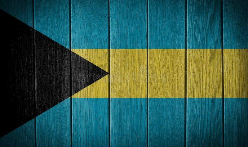 L'indicateur des Bahamas photographie stock
