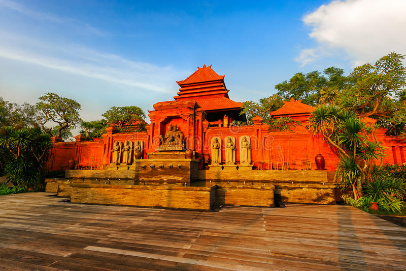 Le Temple of Dawn photos libres de droits