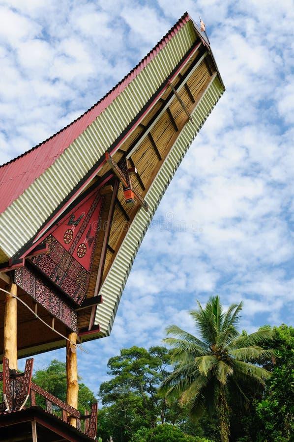 l'Indonésie, Sulawesi, Tana Toraja photos stock