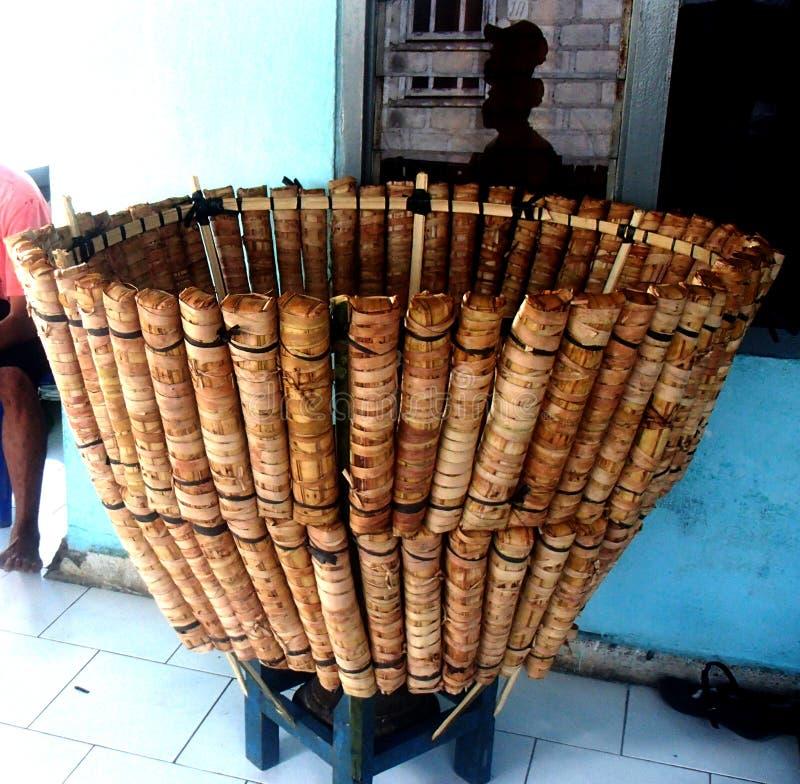 L'Indonésie traditionnelle culinaire images stock