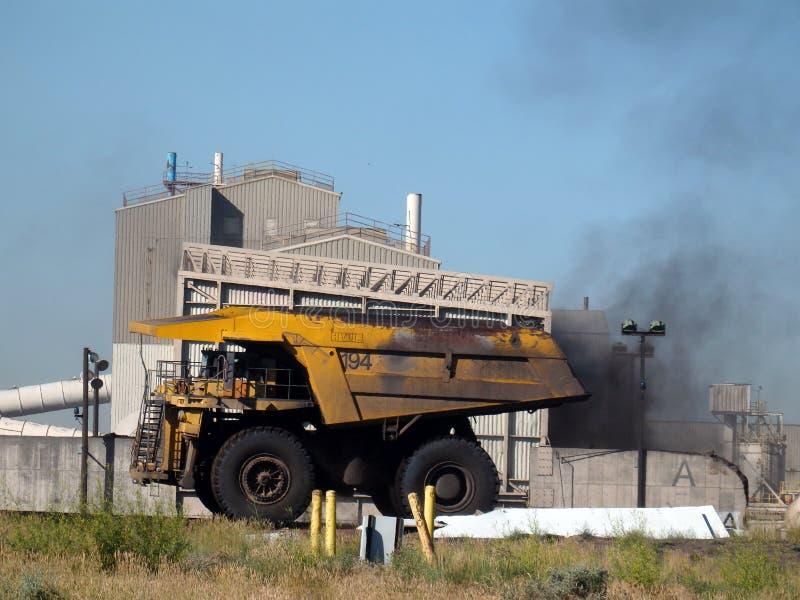 Download L'industrie Charbonnière Dans Les Prairies Photo éditorial - Image du gris, amérique: 45351686