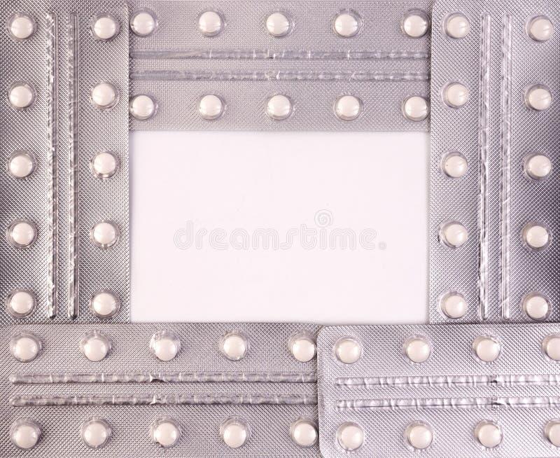 L'industrie pharmaceutique dope des vitamines de pilules photos libres de droits