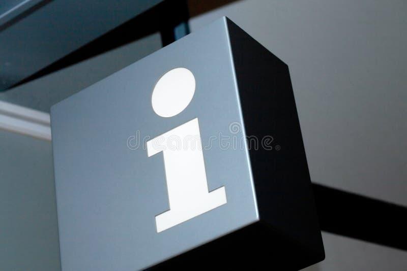 L'information photographie stock libre de droits