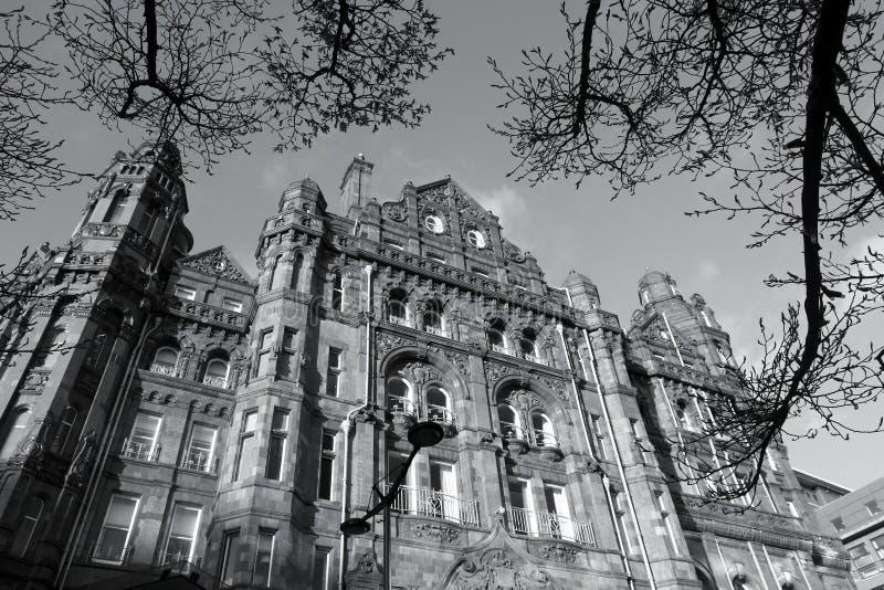 L'Inghilterra - Manchester fotografia stock libera da diritti