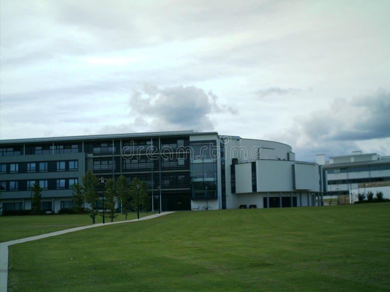 L'institut de mathématiques, Warwick University, Coventry, R-U photographie stock