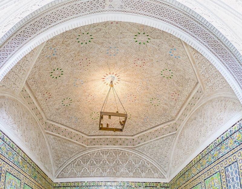 Download L'intérieur arabe médiéval photo éditorial. Image du coupole - 77161061
