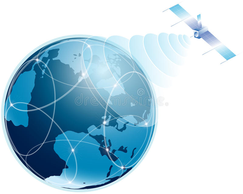 l'Internet global. photo stock