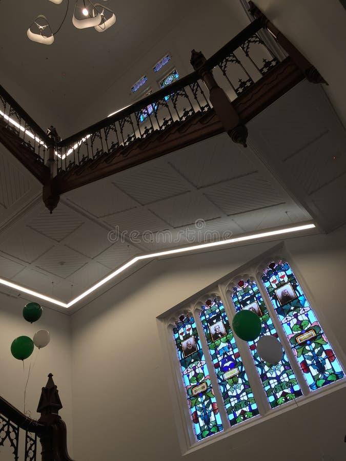 L'interno dell'università in Australia fotografie stock