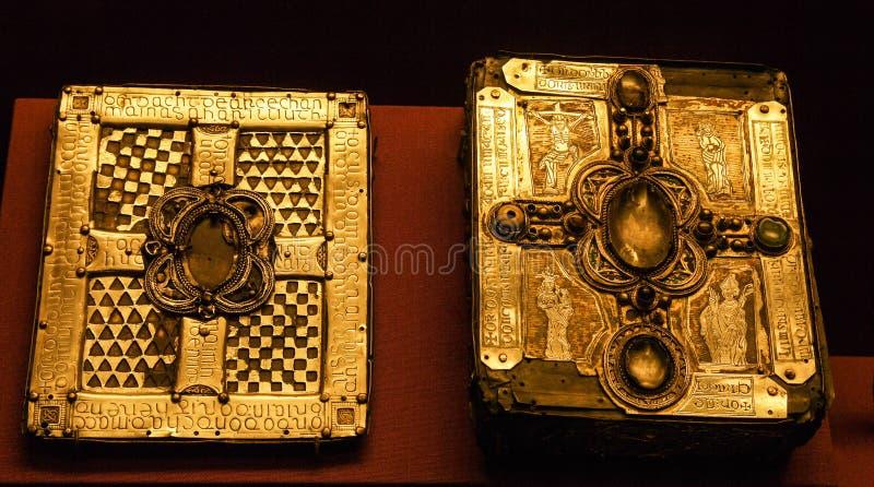 l'irlanda dublino Museo nazionale dell'Irlanda fotografie stock libere da diritti