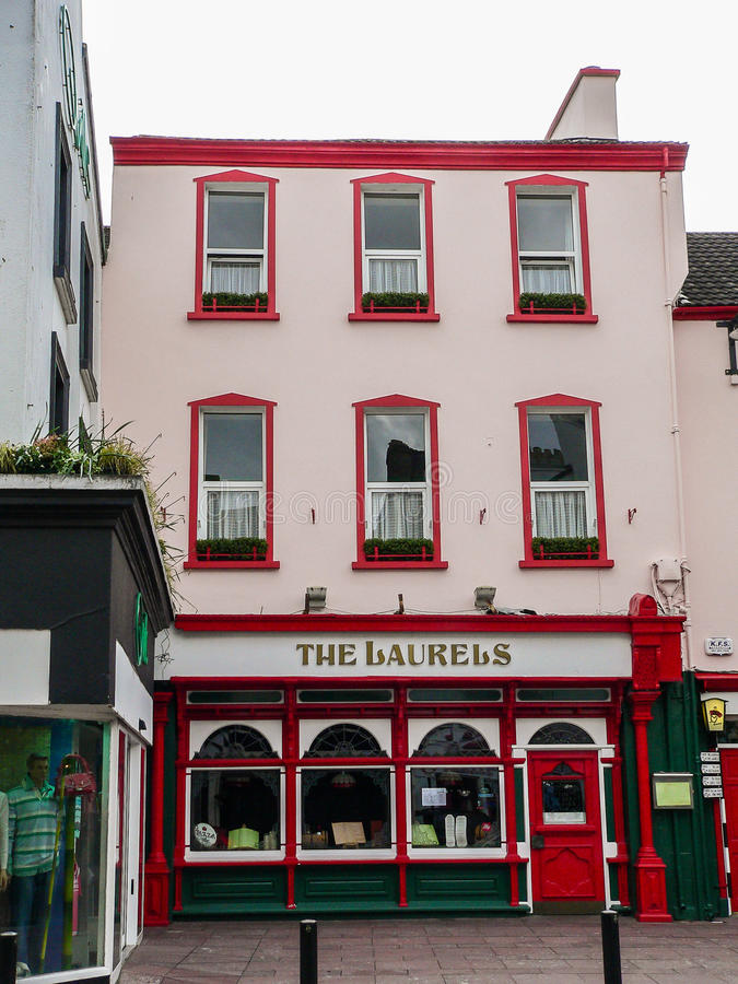 l'irlanda Killarney immagine stock libera da diritti