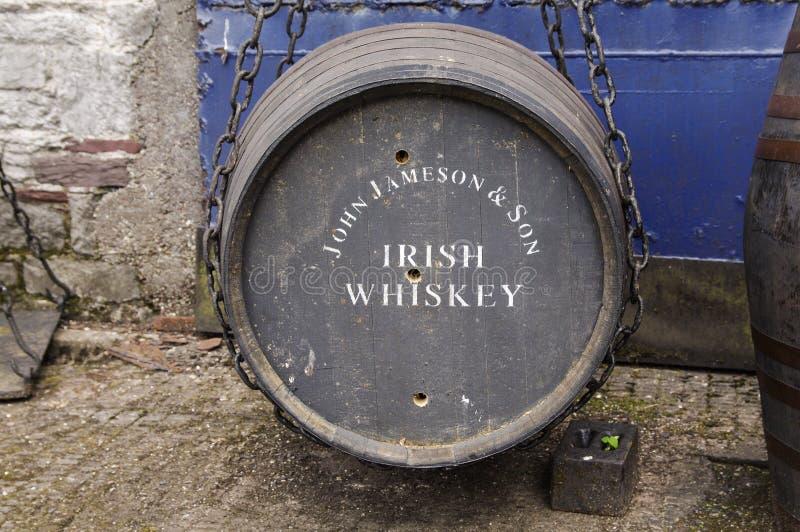 l'irlanda Midleton fotografia stock