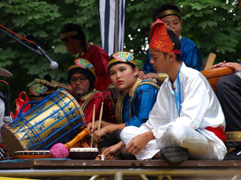 l'Islam Tugasku Pulomas Jakarta, Lublin, Pologne de Spm photos libres de droits