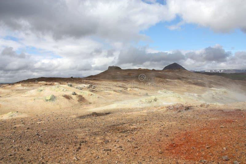 L'Islanda fotografie stock