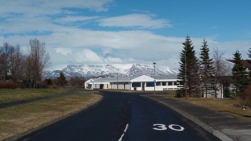 l'islanda fotografia stock libera da diritti