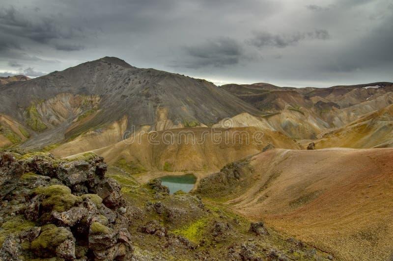 l'Islande photographie stock