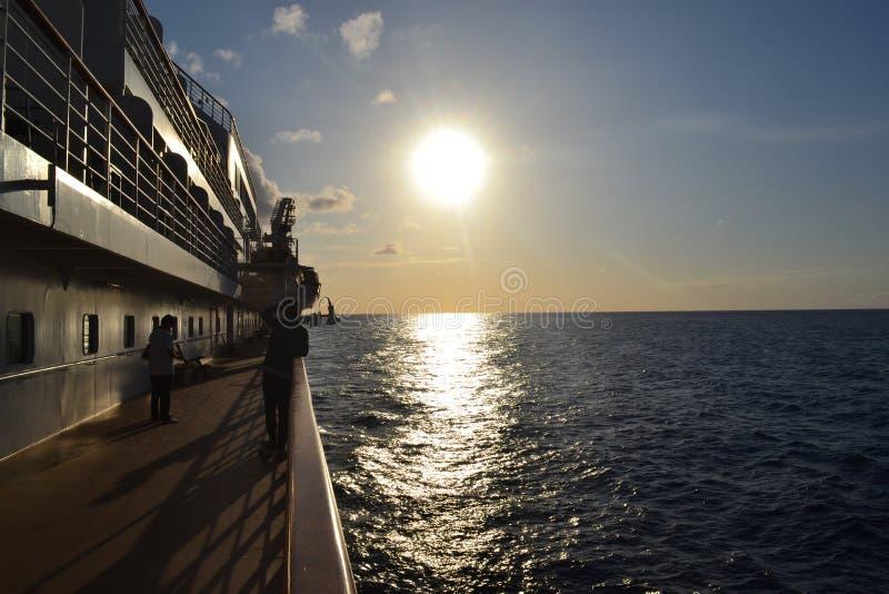 L'isola del Pacifico fotografia stock libera da diritti