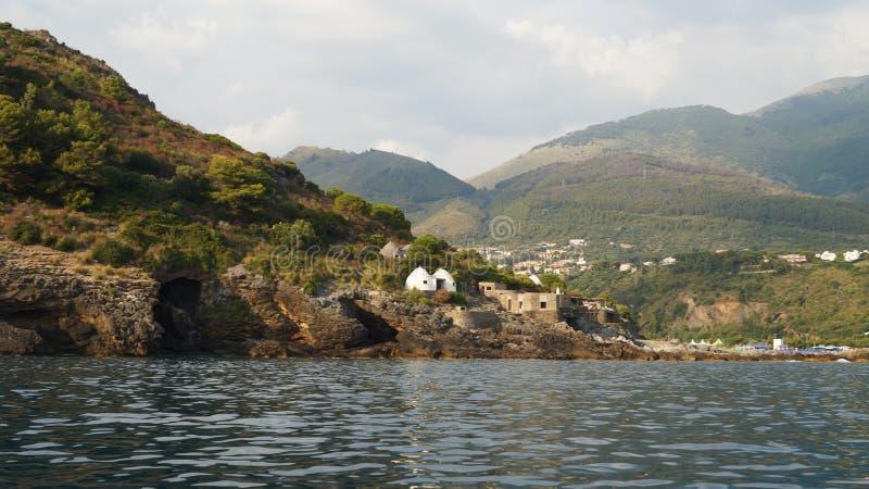 l'isola di Dino royaltyfri foto