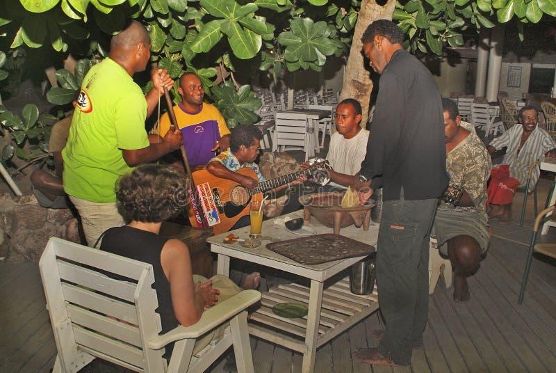 L'isola Figi, fotografia stock