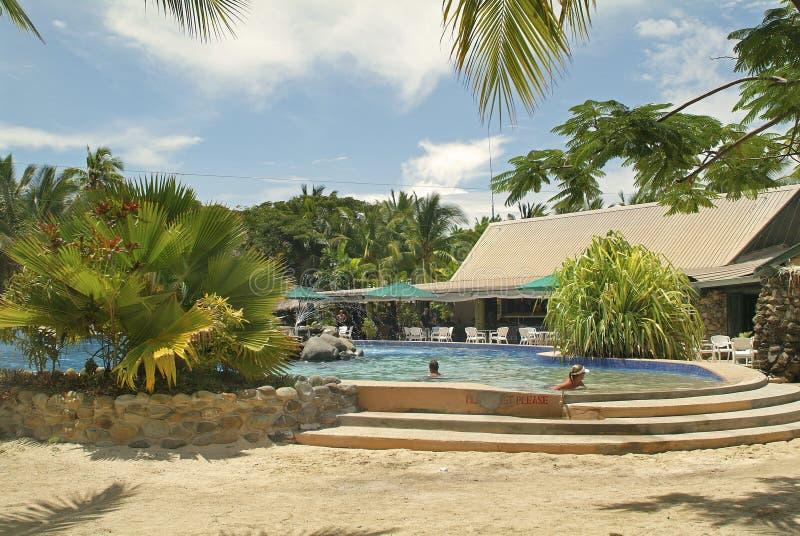 L'isola Figi, fotografia stock libera da diritti