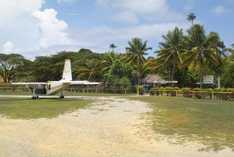 L'isola Figi, immagine stock
